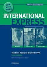 International Express: Intermediate: Teacher's Resource Book with DVD