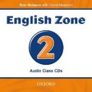 English Zone 2: Class Audio CDs (2)