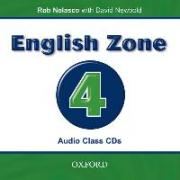 English Zone 4: Class Audio CDs (2)