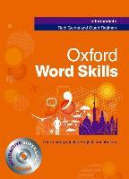 Oxford Word Skills Intermediate: Student's Pack (Book and CD-ROM)