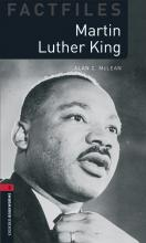 Oxford Bookworms Library Factfiles: Level 3:: Martin Luther King audio pack