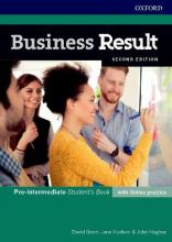 Business Result: Pre-intermediate: Student's Book with Online Practice