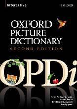 Oxford Picture Dictionary Second Edition: Interactive CD-ROM
