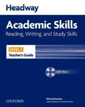 Headway Academic Skills: 1: Reading, Writing, and Study Skills Teacher's Guide with Tests CD-ROM