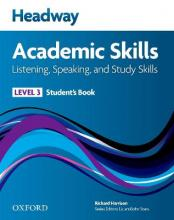 Headway Academic Skills: 3: Listening, Speaking, and Study Skills Student's Book with Oxford Online Skills