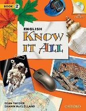 English Know it All: Student Book with CD Pack 2