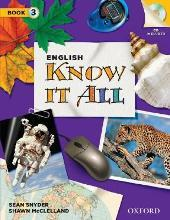 English Know it All: Student Book with CD Pack 3