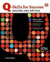 Q Skills for Success: Reading and Writing 5: Student Book with Online Practice
