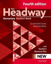 New Headway: Elementary A1-A2: Teacher's Book + Teacher's Resource Disc