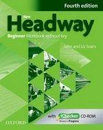 New Headway 4e Beginner Workbook Esol Without Key Pack (Uk)