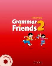 Grammar Friends 2: Student's Book with CD-ROM Pack: 2