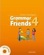 Grammar Friends 4: Student's Book with CD-ROM Pack: 4