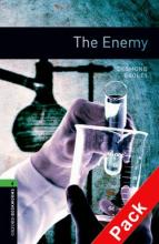 Oxford Bookworms Library: Level 6:: The Enemy audio CD pack
