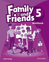 Family and Friends: 5: Workbook