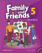 Family and Friends: 5: Class Book and MultiROM Pack