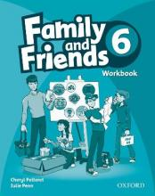 Family and Friends 6: Workbook: 6