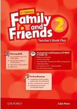 Family and Friends: Level 2: Teacher's Book Plus