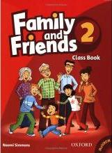 Family and Friends: 2: Class Book and MultiROM Pack