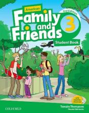 American Family and Friends: Level Three: Student Book