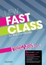 New Fast Class: Student's Book and Online Workbook: Student's Book and Online Workbook