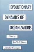 Evolutionary Dynamics of Organizations