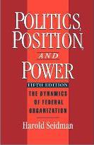 Politics, Position and Power