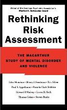 Rethinking Risk Assessment