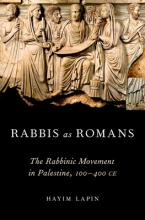 Rabbis as Romans