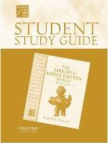 Student Study Guide to the African and Middle Eastern World, 600-1500