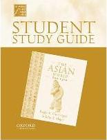 Student Study Guide to the Asian World, 600-1500