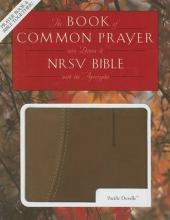 Book of Common Prayer & Bible with the Apocrypha-NRSV