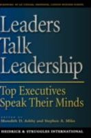 Leaders Talk Leadership