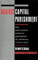 Against Capital Punishment