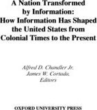 Nation Transformed by Information