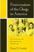 Feminization of the Clergy in America