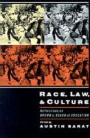 Race, Law, and Culture