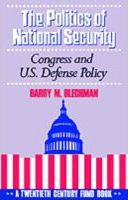 Politics of National Security
