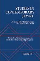 Jews and Other Ethnic Groups in a Multi-Ethnic World