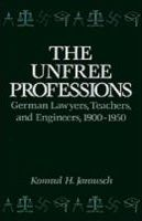 The Unfree Professions