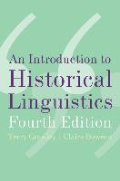 An Introduction to Historical Linguistics