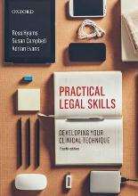 Practical Legal Skills: Developing your Clinical Technique
