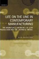 Life on the Line in Contemporary Manufacturing