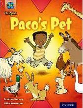 Project X Origins: Red Book Band, Oxford Level 2: Pets: Paco's Pet