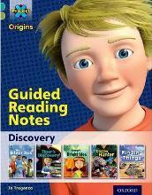 Project X Origins: Turquoise Book Band, Oxford Level 7: Discovery: Guided reading notes