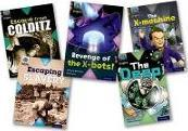 Project X Origins: Grey Book Band, Oxford Level 13: Great Escapes: Mixed Pack of 5