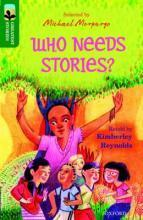 Oxford Reading Tree TreeTops Greatest Stories: Oxford Level 12: Who Needs Stories?