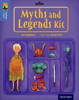 Oxford Reading Tree TreeTops inFact: Level 17: Myths and Legends Kit