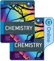 IB Chemistry Print and Online Course Book Pack 2014 Edition: Oxford IB Diploma Programme