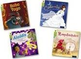 Oxford Reading Tree Traditional Tales: Level 7: Pack of 4