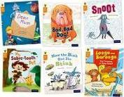 Oxford Reading Tree Story Sparks: Oxford Level 6: Mixed Pack of 6